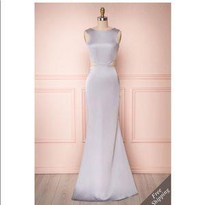 Arti Gogna Power Cut Out Gown Vallata Lavende